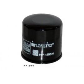 Filtre à huile HIFLOFILTRO HF204 HONDA, KAWASAKI, TRIUMPH, YAMAHA