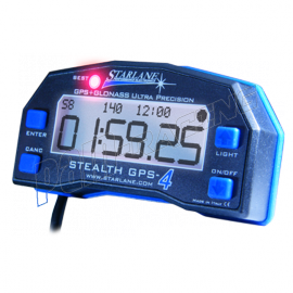 Chronomètre GPS Stealth GPS-4 Lite STARLANE