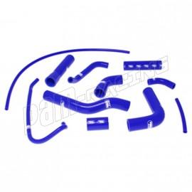 Durites de radiateur silicone bleu ou rouge SAMCO SPORT YAMAHA YZF R6 2006-2020