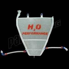 Radiateur d'eau et d'huile grande capacité BMW S1000RR 2009-2018 H2O Performance