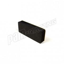Dosseret de selle prédécoupé type E 120*50*20 mm