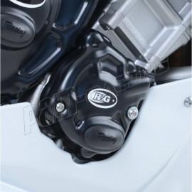 Protection carter droit pompe à huile racing R&G Racing R1 2015-2020, MT-10 2016-2019