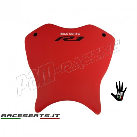 Selle base carbone Luxury PIA Line RACESEATS R1 2015-2019
