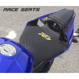 Selle base carbone Street Neoprene Line RACESEATS R1 2015-2020