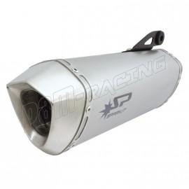Silencieux Force titane pour la demi-ligne racing R1 2015-2020 SPARK