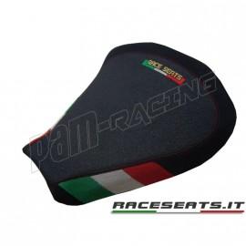 Housse de selle Tricolore Line RACESEATS F3 675 2011-2019
