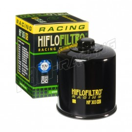 Filtre à huile racing HIFLOFILTRO KAWASAKI, YAMAHA