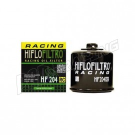 Filtre à huile racing HIFLOFILTRO HF204RC