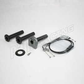 Tirage rapide racing type-3 CBR600F4i, ZX12R -01, ZX10R 04-05, R1 98-02, R6 04-05 Galespeed ACTIVE