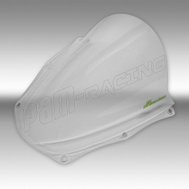 Bulle racing double courbure CBR600 RR 2005-2006 Incolore