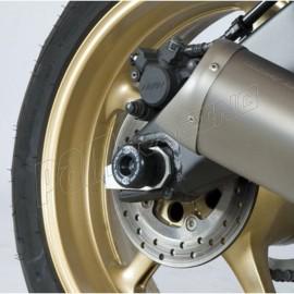 Tampons de protection de bras oscillant R1 2009-2020, R6 2006-2020 R&G Racing