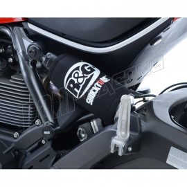 Protection d'amortisseur 18.4x26.7 cm R&G Racing