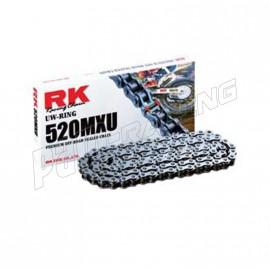 Chaine RK 520MXU UW'RING Racing Ultra renforcée acier