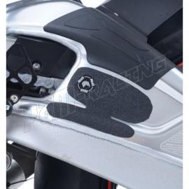 Adhésif anti-frottement bras oscillant noir 2 pièces R&G Racing S1000RR 2009-2016, HP4, S1000R