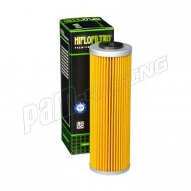 Filtre à huile HIFLOFILTRO RC8 2008-2013, RC8R 2008-2013