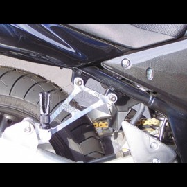 Support de silencieux pour repose-pied GSG MOTO GSF 1200 Bandit 2001-2006