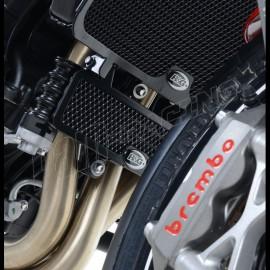 Grille de protection de radiateur d'huile R&G Racing Speed Triple 1050 2011-2017, Speed 94 2015-2016