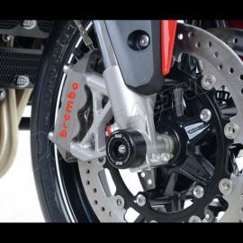 Protection de fourche R&G Racing Triumph Speed Triple 1050 2011-2017, Speed 94 2015-2016, FZ8 2010