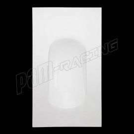 Passage de roue universel plus large fibre de verre MOTOFORZA