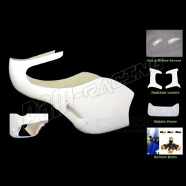 Kit Carénage fibre de verre HONDA 500 Replica Hailwood 1965-