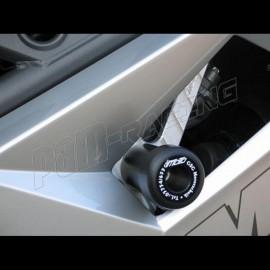 Tampons de protection avec platines de déport GSG MOTO MZ 1000S