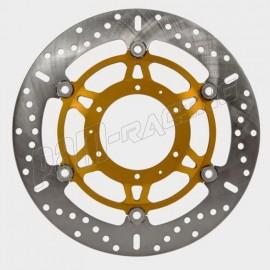Disque de frein avant EBC 320 mm ROTOR X Series S1000RR 2009-2018, S1000R