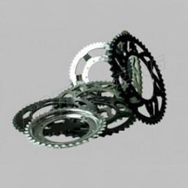Couronne acier 530 CBR 1000 RR 2004-2017 / CBR900 / VTR1000 FRANCE EQUIPEMENT