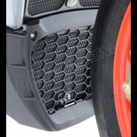 Grille de protection de radiateur d'huile R&G Racing RSV4 2015-2017, TUONO V4 1100 2015-2017
