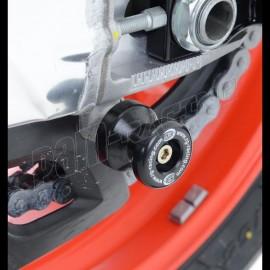 Diabolos support béquille R&G Racing 6mm APRILIA