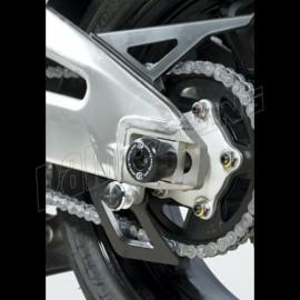 Tampons de protection de bras oscillant R&G Racing RSV4 2009-2018, TUONO V4 2011-2014, TUONO V4 1100 2015-2016