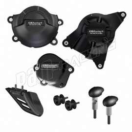 Kit de 6 protections GB Racing R6 2006-2018