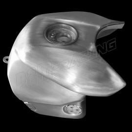 Réservoir racing aluminium 17 litres F4 1000, 1078 2009-2015