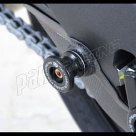 Diabolos Support Béquille 6 mm R&G Racing 899 Panigale 2014-2015, 959 Panigale 2016-2017