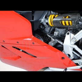 Protection carter alternateur R&G Racing Panigale 899 2014-2015, 959 2016-2017