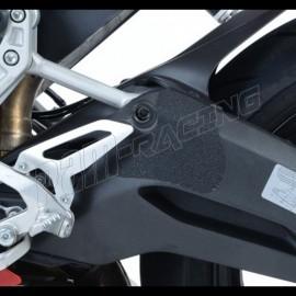 Adhésif anti-frottement bras oscillant noir 2 pièces R&G Racing Panigale 899 2014-2015, 959 2016-2017