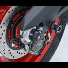 Tampons de protection de bras oscillant R&G Racing Panigale 899, Panigale 959, Multistrada 950, Multistrada 1200 Enduro