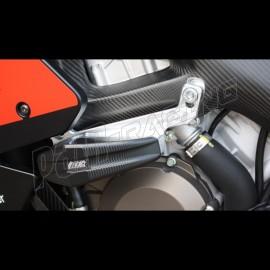 Tampons de protection STREETLINE GSG MOTO RSV4 2009-2017