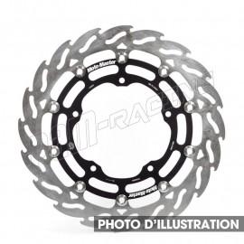 Disques de frein racing flottant Flame 320 mm ep 5.5 ou 6 mm S1000RR 2009-2019 Moto-Master