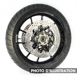 Disque de frein avant flottant Halo 310 mm ep 5.0 mm ZX-10R Ninja/ABS, GTR1400/ABS, ZZR1400/ABS Moto-Master
