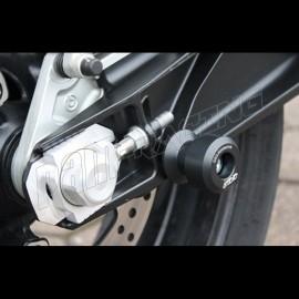 Diabolos support béquille M10 GSG MOTO 690 Duke 2008-2011 plastique noir