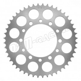 Couronne alu racing 520 GSXR 600/750/1000 / R1 / R6 / FZ1 / FZ6 / MT-09 / XJR 1300 SRT Sprockets