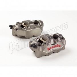 Pack 2 étriers de frein radiaux 108 MM GP4-RS Monobloc P4X30MM BREMBO