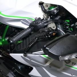 Levier de frein PILOT ZETA Racing APRILIA, DUCATI, KAWASAKI, KTM, TRIUMPH