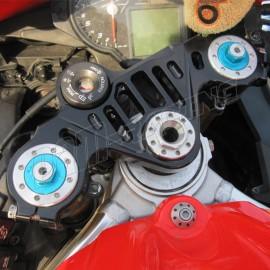 Té de fourche supérieur ZETA Racing RSV4 2009-2020