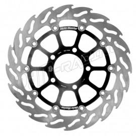 Disques de frein avant flottant Flame 300 mm ep 5.0 mm GSX R1000-R600-R750 Moto-Master