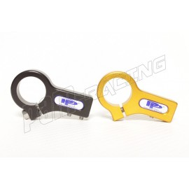 Pièces de rechange protection de levier de frein ou embrayage PP Tuning