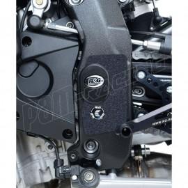 Adhésif anti-frottement cadre noir 2 pièces R&G Racing S1000RR 2009-2014, S1000R