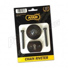 Rive chaîne Easy RIV 5 AFAM pour axe creux