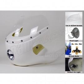 Kit Semi-carénage fibre de verre 500-1000 cm3, BMW, HONDA, Z1, Z1R, KZ1000