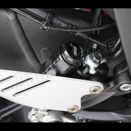 Bocal de frein arrière fixation ronde GSG MOTO ZX6R 636 2013-2016